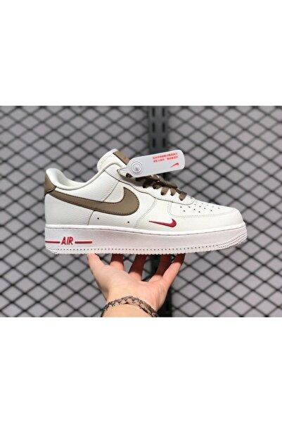 Nike Air Force 1 Hi Yohood Erkek Beyaz Sneaker Ayakkabı 808788-996