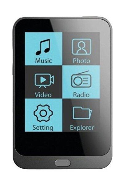 """Coby MP823-4G 2.0"""" Video Mp3 Fm Radyo Çalar Müzik Çalar Siyah"""