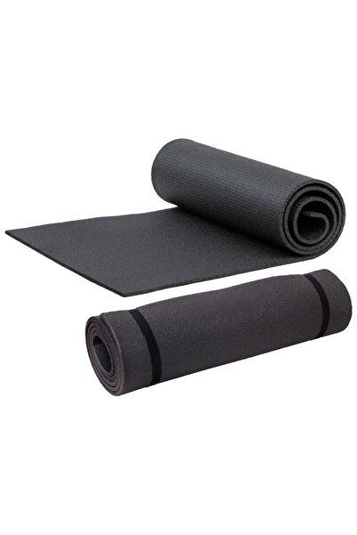 Glamonda Pilates Yoga Minderi Spor Yer Matı Fitness Matı Evde Spor Matı 7 mm 150 x 50 Cm