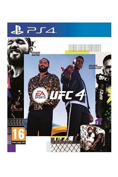 EA Ufc 4 - Ps4 Oyun