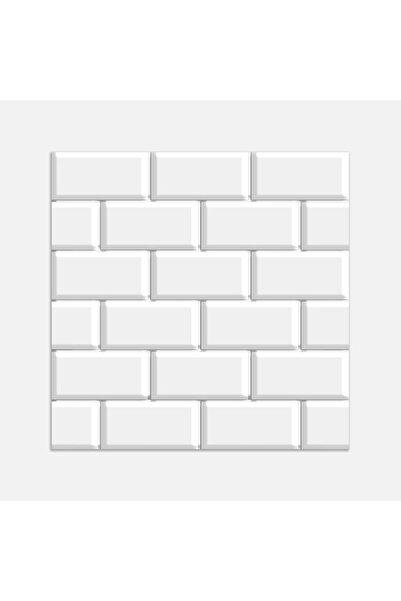 TİNK Metro Karo Desenli Pvc Karo 30x30 Cm (4 Adet) 0,36 M2