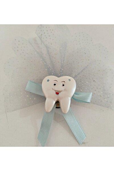 samsun atölye Diş Buğdayı Minik Erkek Bebek Magneti 10 Ad.
