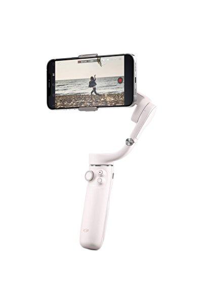 DJI Osmo Mobile 5 Beyaz Cep Telefon Sabitleyici Gimball