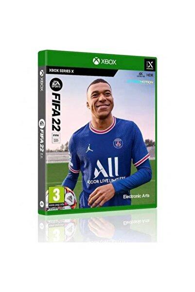 Electronic Arts Fifa 22 Xbox Series X Kutulu Diskli Oyunu