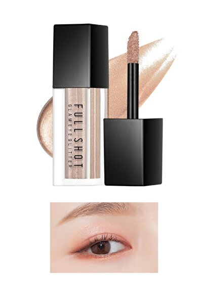 Missha Işıltılı Likit Göz Farı A'pıeu Full Shot Glam Eye Glitter (02 Chill Out)
