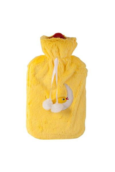 Biggdesign Sarı Peluş Sıcak Su Torbası