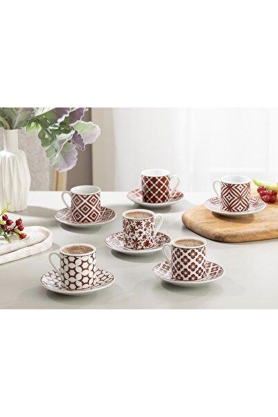home&all Porselen Aristo 2lı Kahve Fincan Takımı