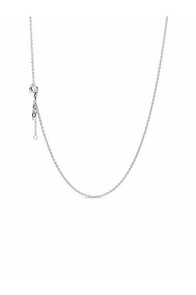 Pandora Gümüş Zincir Kolye