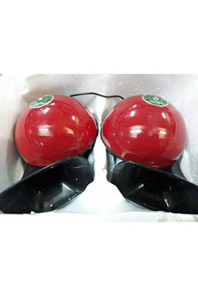 Carub Çat Çat Korna Mıtsuba Tip 12 V Kırmızı