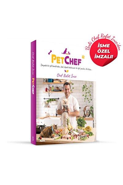 Petchef Cook Book - Kedi, Köpek Beslenme Kitabı