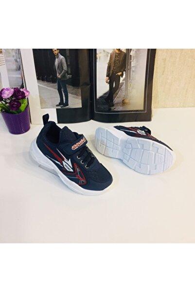 Arvento Yavuz Ayakkabı Yeni Sezon Lacivert Erkek Çocuk Spor Ayakkabı