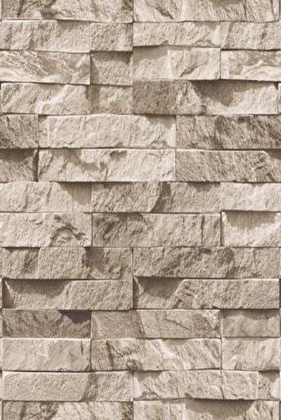 9300 Taş Desen Duvar Kağıdı (5 M²)