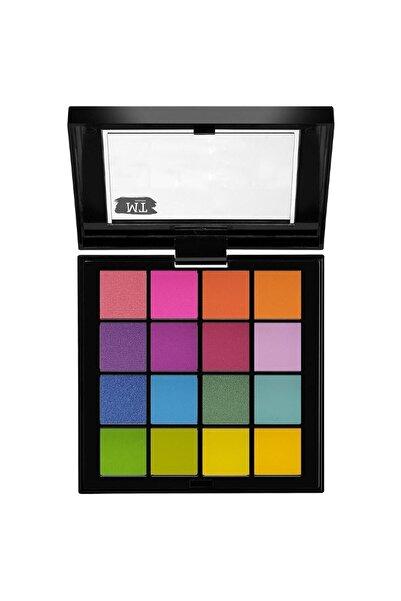 Makeuptime Ultimate 16 Renkli Far Paleti 02