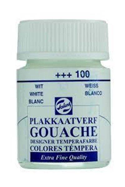 Talens Guaj Boya 16 ml - White 100