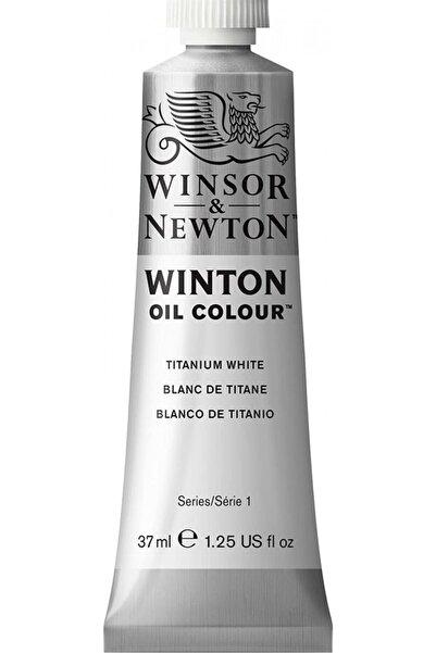 Winsor Newton Winton Yağlı Boya 37ml - Titanium White 644
