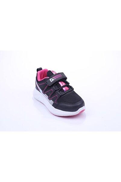 Arvento 864 Siyah Çocuk Spor Ayakkabı