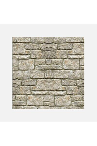 TİNK Taş Duvar Desenli Pvc Karo 30x30 Cm (4 Adet) 0,36 M2