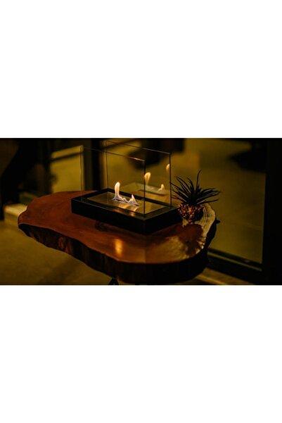 Smoke Dekoratif Masaüstü Mini Şömine