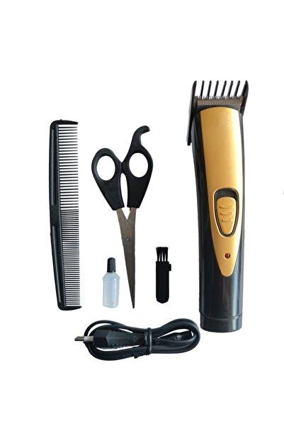 Nova Şarjlı Tıraş Makinesi Saç Sakal Düzeltici
