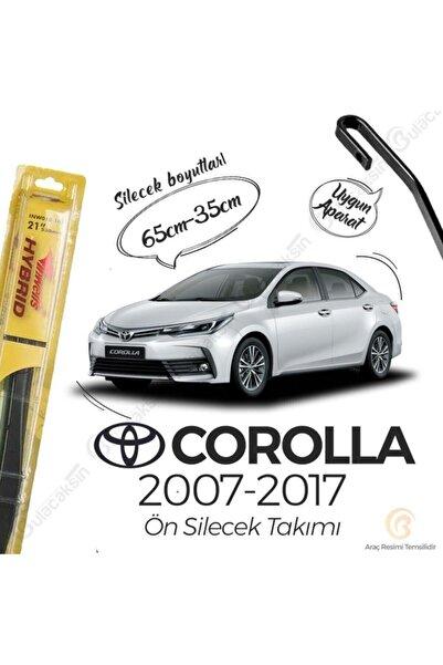 Inwells Toyota Corolla Silecek Takımı (2007-2017) Inwells Hibrit