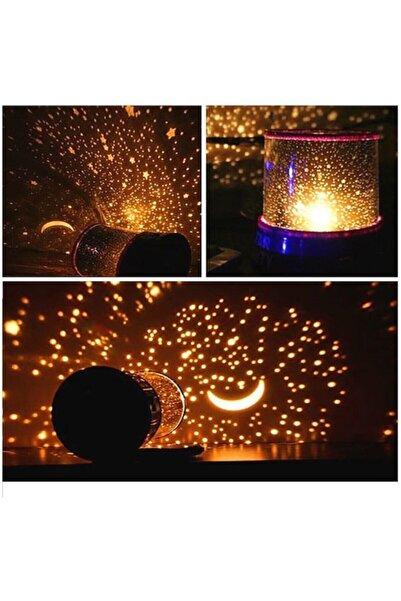 Eritan Store Star Master Gece Lambası Yıldızlı