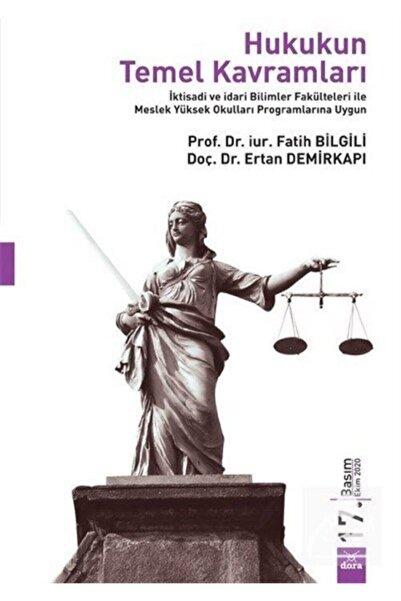 Dora Basım Yayın Hukukun Temel Kavramları