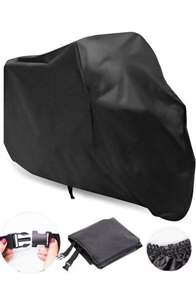 AutoEN Yamaha Xmax Motosiklet Brandası Motor Branda-siyah