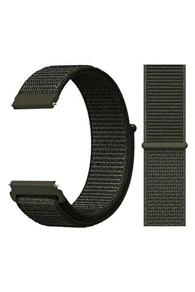 CONOCER Huawei Gt / Gt 2 - Honor Magic Watch 2 46mm - Samsung Gear Watch 46mm Dokuma Kordon