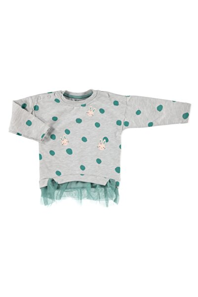 Tuffy Tavşan Elbise-sweatshirt