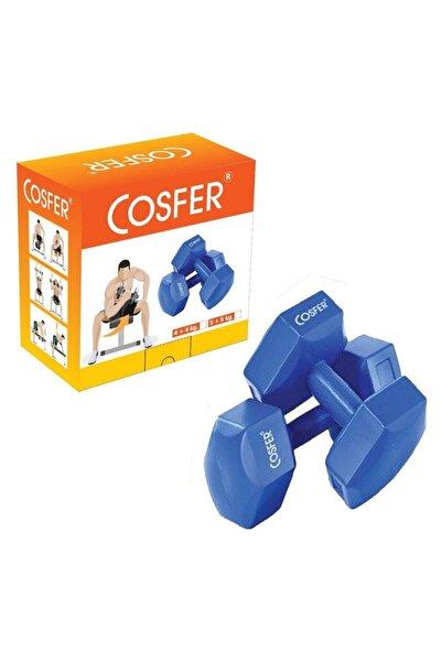 Cosfer Csf-90835x2 5 Kg X 2 Adet Plastik (Cement) Dambıl