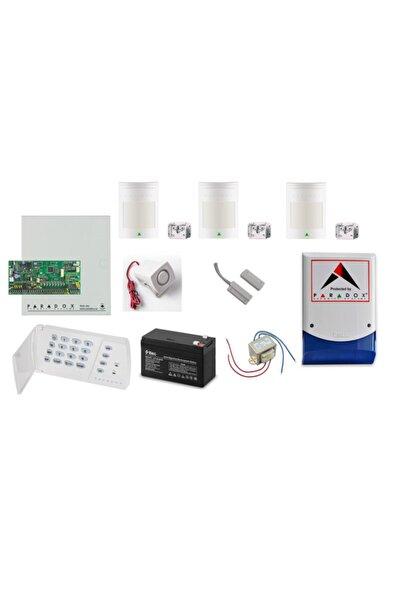 PARADOX Hırsız Alarm Sistemi Set-3