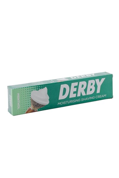 Derby Nemlendiricili Tıraş Kremi Mentol 100 gr