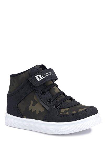 I COOL Molına 1pr Siyah Erkek Çocuk Sneaker Hi