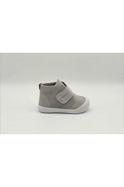Pandora Lugo Ortapedik Ilk Adım Ve Bebek Ayakkabısı Gri