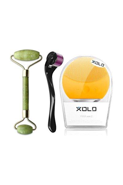 xolo Dermaroller 0,5 Mm 540 Iğneli Saç Çıkarma Cilt Yenileme Aleti