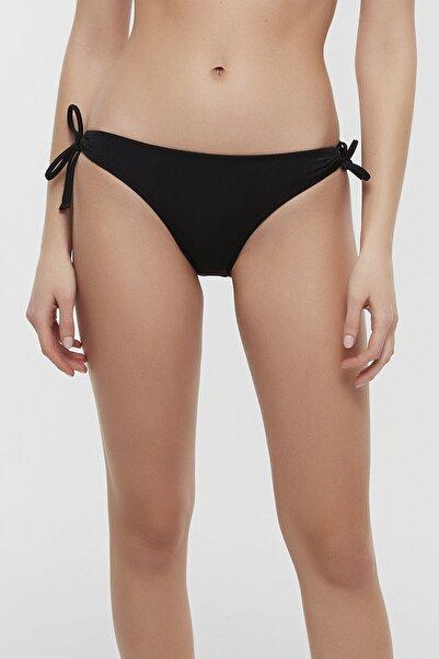 Penti Kadın Siyah Basic Ring Bikini Altı