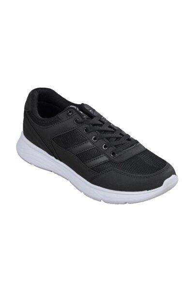 Venuma 257 Siyah-beyaz Erkek Spor Ayakkabı