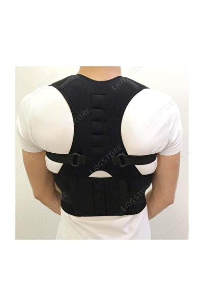Lavi Life Dik Duruş Korsesi- Manyetik Posturex- Kamburluk Önleyici Korse