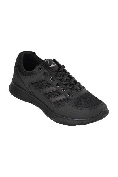 Venuma 257 Siyah Erkek Spor Ayakkabı