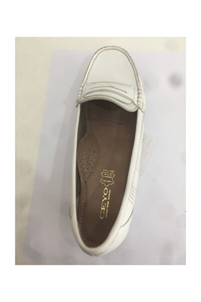 Kadın Anatomik Ayakkabı Beyaz