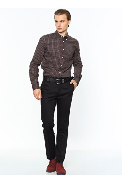 Dockers Erkek Chino Pantolon Insignia Wrinkle Free Slim Fit (47182-0010)