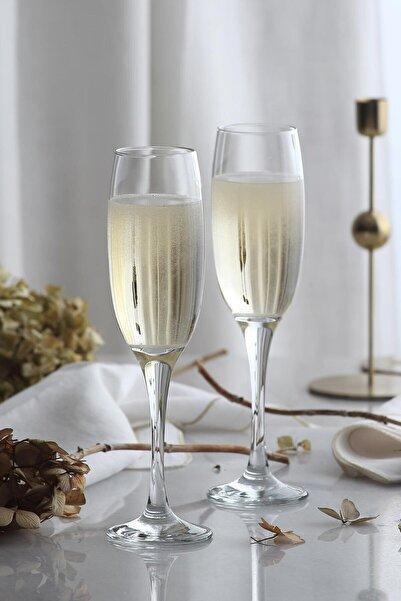 LAV Venue 6'lı Şampanya Kadehi
