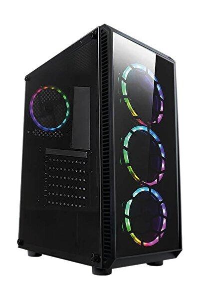 TURBOX Intel i5 8GB Ram 500GB Hdd 4GB Ekran Kartı Masaüstü Bilgisayar