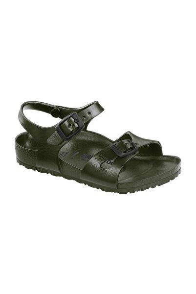 Birkenstock Rıo Eva Haki Sandalet 1005682_Haki