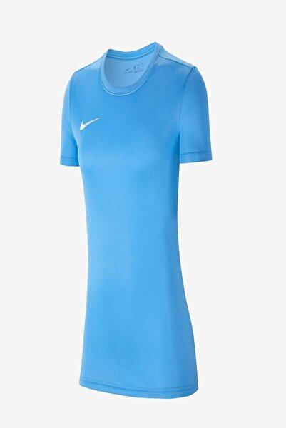 Nike Kadın Turkuaz Forma T-Shirt W  Dry  Park Vıı Jsy Ss