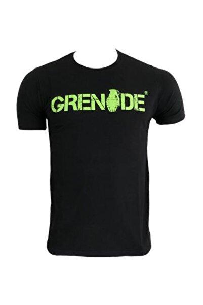 Grenade Kısa Kollu T-shirt Siyah M Beden Unısex