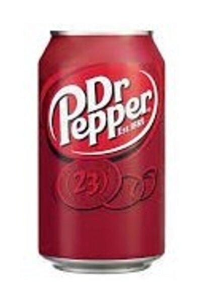 Coca-Cola Dr Pepper Karışık Aromalı Gazlı Içecek 330 ml
