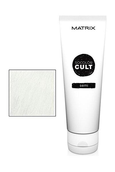Matrix Socolor Cult Direct Semi Clear Temizleme Saç Boyası 118ml