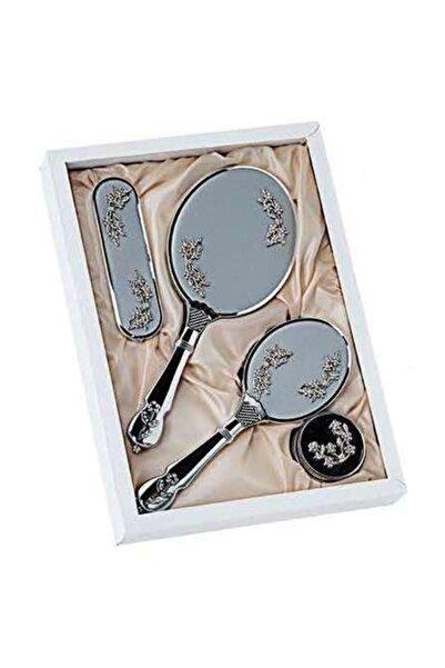 İmaj 5000 Çeyizlik Ayna Tarak Takım - Mavi