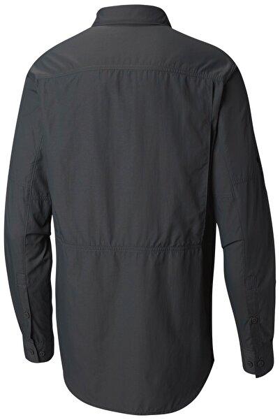 Unisex Ao0651 Silver Ridge™2.0 Long Sleeve Gömlek Gri